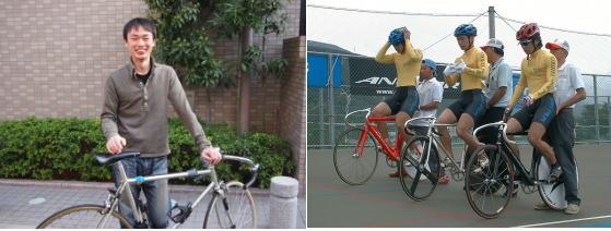 競技自転車